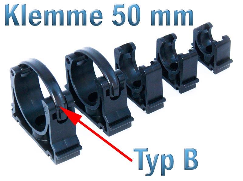 rohrschelle-50mm-rohrklemme-kunststoff-plastik-schwarz-zweiteilig-buegelschelle-klappbar-schelle-klemme-3
