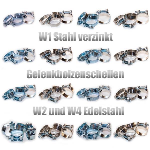 gelenkbolzenschellen-spannbackenschellen-klemmen-schlauchschellen-w1-w2-w4-edelstahl-verzinkt-v2a
