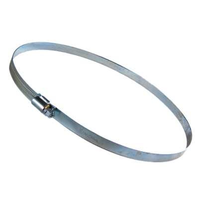 Schlauchschelle 230-250 mm 12 mm breit in W1 verzinkt Typ Deutsch