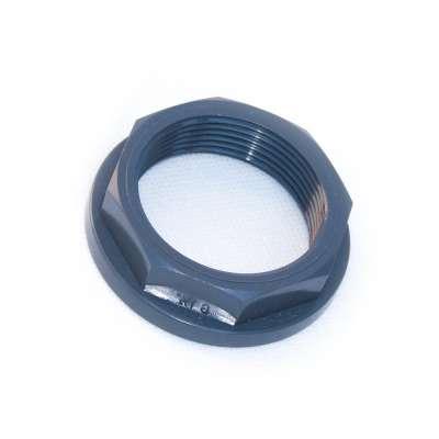 Mutter VDL PVC Kunststoff Plastikmutter mit Achtkant und G 1 1/2 Zoll Innengewinde