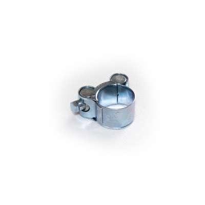 Gelenkbolzenschelle mit 23-25 mm Spannbereich in W1 Stahl verzinkt rundziehend günstig online kaufen