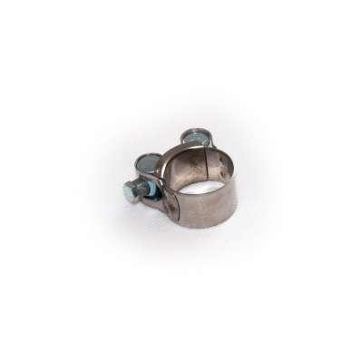 Gelenkbolzenschelle einteilig mit 26-28 mm Spannbereich in W2 Edelstahl rundziehend günstig online kaufen