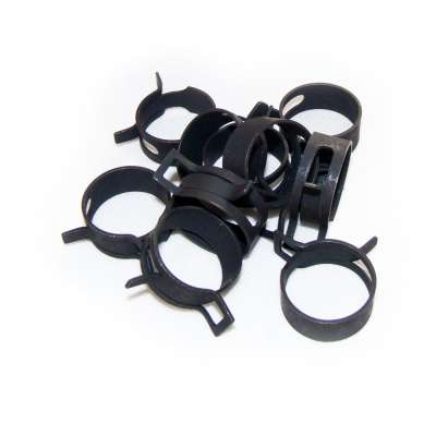 Federschellen 25-32 mm W1 Set mit 10 Stück