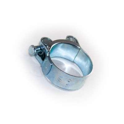 Gelenkbolzenschelle mit 44-47 mm Spannbereich in W1 Stahl verzinkt als Sortiment günstig online kaufen