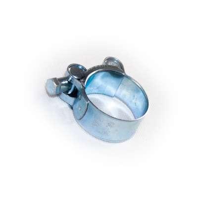 Gelenkbolzenschelle mit 36-39 mm Spannbereich in W1 Stahl verzinkt als Set günstig online kaufen