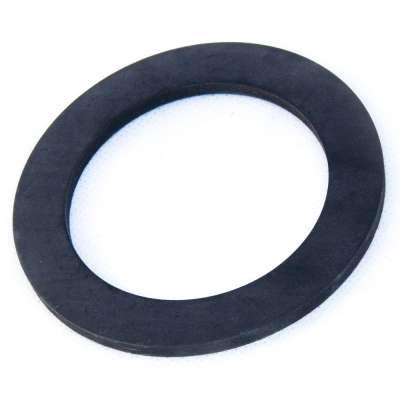 Flachdichtung 82 x 59 x 4 mm für G 2 Zoll Aussengewinde schwarz rund EPDM Gummiring