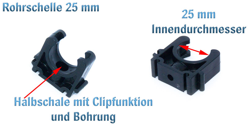 rohrschelle-25mm-rohrklemme-kunststoff-plastik-schwarz-halbschale-clip-schelle-klemme-2
