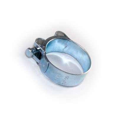 Gelenkbolzenschelle mit 52-55 mm Spannbereich in W1 Stahl verzinkt als Sortiment günstig online kaufen