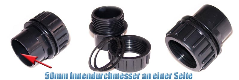 tankconnector-50-mm-flansch-pp-kunststoff-ht-kg-pvc-rohre-einseitig-anschluss-gewinde-mutter-dichtung-2