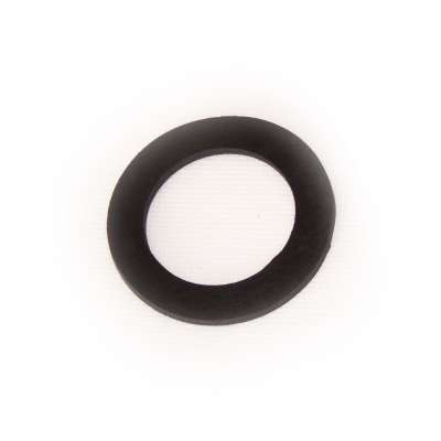 Dichtung EPDM Gummi 61 x 40 x 3 mm rund flach schwarz als Dichtungsring für Anschlüsse (Runddichtung)