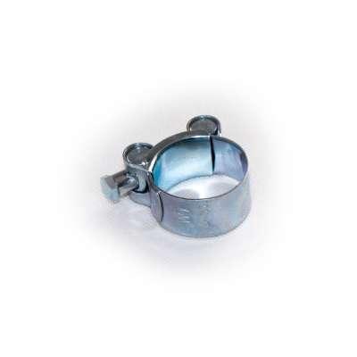 Gelenkbolzenschelle mit 32-35 mm Spannbereich in W1 Stahl verzinkt als Set günstig online kaufen