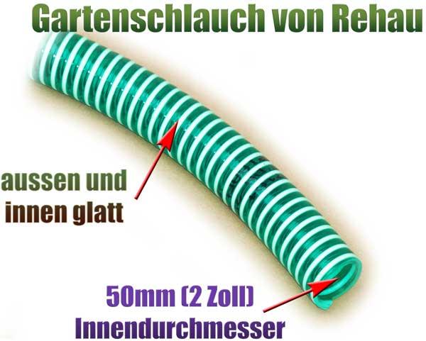 gartenschlauch-flexibel-50mm-2-zoll-meterware-rehau-gruen-transparent-knickfrei-spirale-pumpe-1