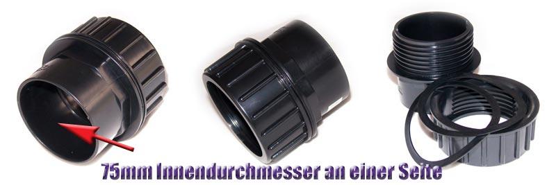 tankconnector-75-mm-flansch-pp-kunststoff-ht-kg-pvc-rohre-einseitig-anschluss-gewinde-mutter-dichtung-2