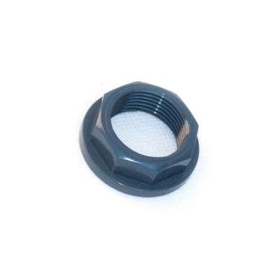 Mutter VDL PVC Kunststoff Plastik mit Achtkant und G 3/4 Zoll Innengewinde