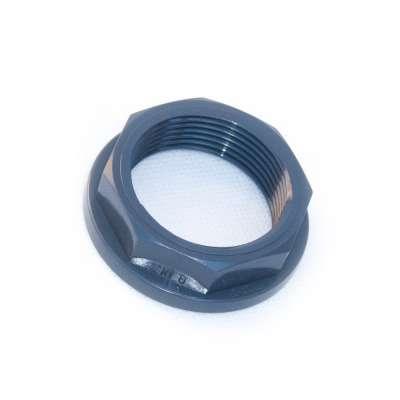 Mutter VDL PVC Kunststoff Plastik mit Achtkant und G 1 1/4 Zoll Innengewinde