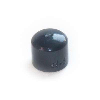 Klebekappe, Klebedeckel, Endkappe mit 20 mm Innendurchmesser