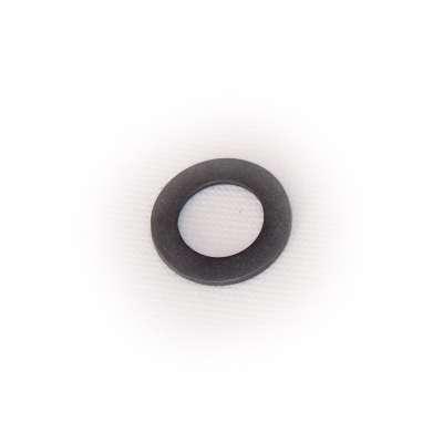 Dichtung 30 x 18,5 x 2 mm für G 1 Zoll Innengewinde Ring schwarz rund EPDM Gummiring für Verschlusskappen