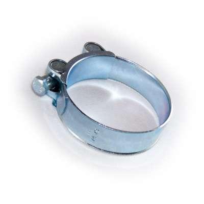 Gelenkbolzenschelle mit 74-79 mm Spannbereich in W1 Stahl verzinkt einteilig günstig online kaufen