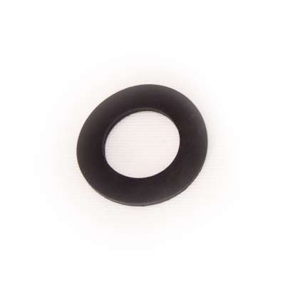Dichtung EPDM Gummi 55 x 32 x 3 mm rund flach schwarz als Dichtungsring für Anschlüsse (Dichtring)