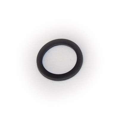 Dichtung 39 x 29 x 3 mm für G 1 1/4 Zoll Innengewinde Ring schwarz rund EPDM Gummiring für Verschlusskappen