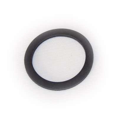 Dichtung 57 x 44 x 3 mm für G 2 Zoll Innengewinde Ring schwarz rund EPDM Gummiring für Verschlusskappen