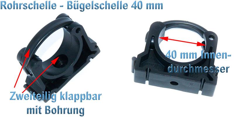 rohrschelle-40mm-rohrklemme-kunststoff-plastik-schwarz-zweiteilig-buegelschelle-klappbar-schelle-klemme-2