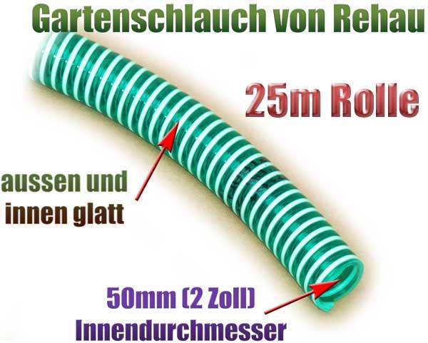 gartenschlauch-flexibel-50mm-2-zoll-25m-rolle-rehau-gruen-transparent-knickfrei-spirale-pumpe-1