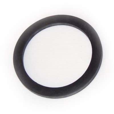 Dichtung 85 x 67 x 4 mm für G 3 Zoll Innengewinde Ring schwarz rund EPDM Dichtring für Tankdeckel