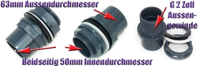 tankdurchfuehrung-50-63-mm-g-2-zoll-aussengewinde-dichtung-mutter-pvc-kunststoff-anschluss-vdl-2